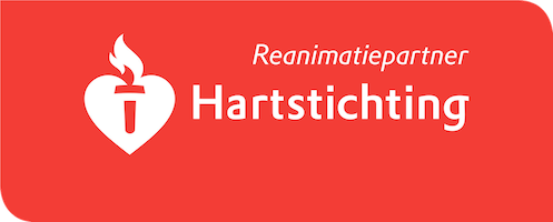 Logo Reanimatiepartner Hartstichting